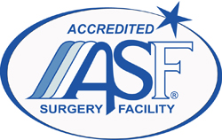 AAAASF Accredited Surgery Facility